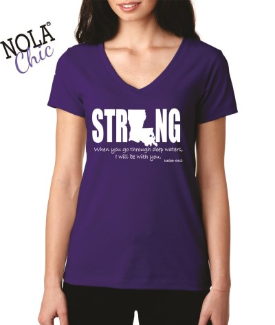 Louisiana Strong Shirt Prepack